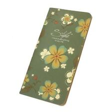 Vintage Leaf Cover Loose Leaf Blank Notebook Journal Diary Gift GN S2