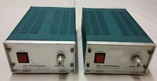 2x BBC HH AM 8/12 Amplifier. Rogers LS3/5a. Kef concord. Serviced. (A)