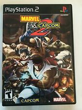 Marvel vs Capcom 2 - Playstation 2 - Replacement Case - No Game
