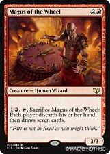 MAGUS OF THE WHEEL Commander 2015 MTG Red Creature — Human Wizard Rare