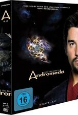 ANDROMEDA (TV-SERIES) - STAFFEL 4.2 (Kevin Sorbo, Lisa Ryder) 3 DVD NEU