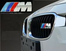 Front Badge Grill + Rear Boot fits with BMW M Sport 1 3 4 5 6 7 Series X5 M3 M5