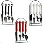 24 Piece Stainless Steel Cutlery Set Knives Forks Spoons Teaspoons 6 People New
