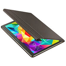 Official Samsung Galaxy Tab S 10.5 Book Cover Case - Bronze
