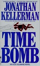 BUY 2 GET 1 FREE Time Bomb by Jonathan Kellerman (1991, Paperback)