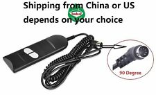 2-Button Hand Control Remote Lift Chair Recliner  Okin LIMOSS 90° 5pin connector