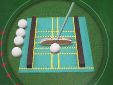 GOLF PRACTICE PUTTING GREEN MAT TRAINING AID MORE STRAIGHT PUTTS GOLF PRO
