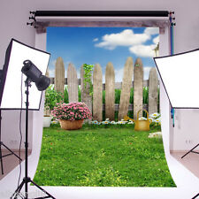 Nature Scenery Vinyl Photography Backdrop Background Studio Prop 3X5FT 5874