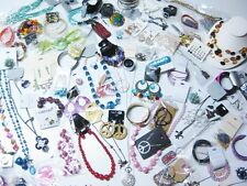 New Below Wholesale 12 Mixed Jewelry Lot Brand Names Necklace Bracelets Earrings