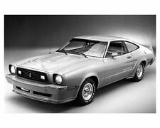 1978 Ford Mustang II King Cobra Factory Photo ub3818-CD81TP