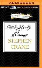 The Red Badge of Courage by Stephen Crane (2015, MP3 CD, Unabridged)