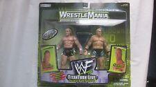 WWF WrestleMania 2000 TitanTron Live Billy Gunn & Hardcore Holly Tron   NEW t619