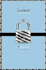 Locked Password Journal by Floral Journals (2015, Paperback)