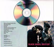 BLACK ANGEL DRIFTER Black Angel Drifter UK 10-trk promo test CD