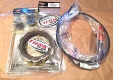 Honda CR125R 2000-2003 Tusk Clutch, Springs, Cover Gasket, & Cable Kit