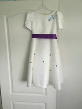 Holy Communion Girls Dress Confirmation/Wedding Bridesmaid  age 8-9 years old