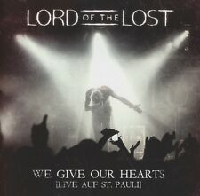 Lord Of The Lost: We Give Our Hearts (live auf St. Pauli) - CD