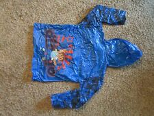 Diego Rain Coat New with tags Kids size M/L Dora the Explorer