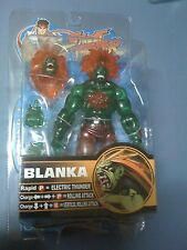 SOTA Street Fighter Blanka CLEAR ROUND 2 Variant Figure NEW FREE SHIP US