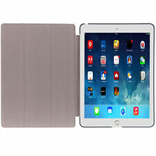 Schutzhülle fürApple iPad 6, Air 2 Hülle Tasche Smart Cover Slim Case Sleeve Set