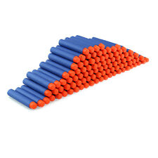 100Pcs 7.2cm Refill Foam Darts For Nerf N-strike Elite Series Blasters Toy Gun b