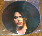 "THE CURE:Interview. RARE UK 12"" PICTURE DISC Limited Edition of 2500 copies."