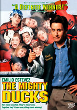 Disney Kids Family Hockey Movie Sports Comedy The Mighty Ducks Champions DVD