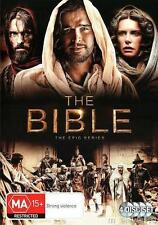 THE BIBLE: The Epic Series : NEW DVD