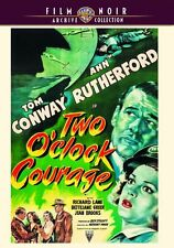 TWO O' CLOCK COURAGE -  Region Free DVD - Sealed
