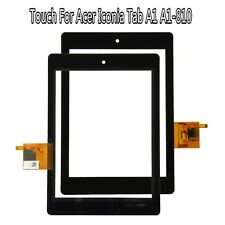Vitre Ecran Tactile TOUCH SCREEN DIGITIZER Pour Acer Iconia A1 A1-810 7.9""