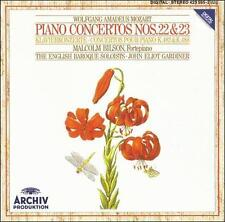 Mozart: Piano Concertos Nos. 22 & 23 (CD, DG Archiv) W Germany