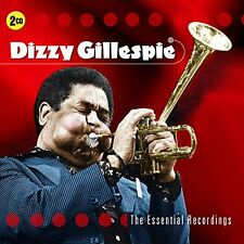 Dizzy Gillespie - The Essential Recordings (2017)  2CD  NEW/SEALED  SPEEDYPOST