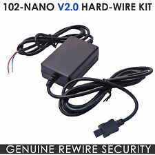 102 NANO GPS TRACKER HARD WIRE CHARGER KIT VEHICLE BATTERY ADAPTER TK102 FOR CAR
