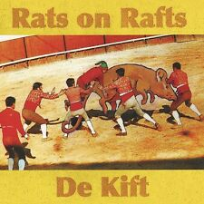 RATS ON RAFTS/DE KIFT - RATS ON RAFTS/DE KIFT   VINYL LP NEU