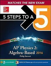 Philip Stewart - 5 Steps To A 5 Ap Physics 2 20 (2016) - New - Trade Paper