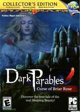 Dark Parables The Curse Of Briar Rose PC Games Windows 10 8 7 XP Computer