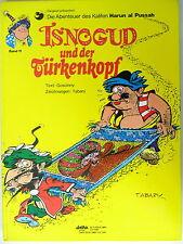 1  x  Comic - Harun al Pussah- Band 11 - Isnogud und der Türkenkopf - Hardcover