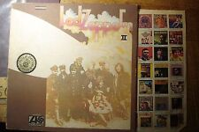 Led Zeppelin II MISPRESSED RARITY with CS&N ON THE FLIP SIDE VG+ SUPER RARE