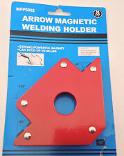 "4"" Arrow Magnetic Welding Holder 50lb Weight Limit"