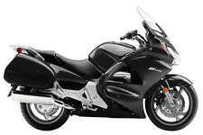 BLACK HONDA ST1300 MOTORCYCLE POSTER PRINT 24x36 HI RES