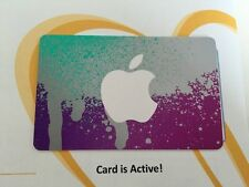 Apple iTunes Gift Card - $100 value - ships free USPS First Class and NO EMAIL