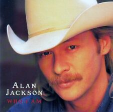 ALAN JACKSON : WHO I AM / CD - TOP-ZUSTAND
