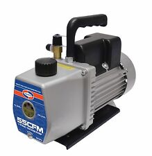 Uniweld U5VP2 115/220-V 2-Stager 5.5 CFM Vacuum Pump - Easy to Carry