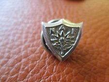 Numbered Air Force NAF Pin - Vintage USAF Military Service Shield Crest Lapel