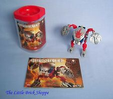 Rare Lego Bionicle 8574 Bohrok TAHNOK-KAL - Boxed and complete with instructions