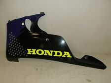 Used Left Lower Fairing for a 1993-1995 Honda CBR900RR
