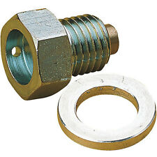 MOOSE RACING MAGNETIC DRAIN PLUG YAMAHA RAPTOR 660 660r 2001-2005