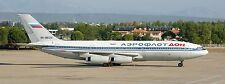 USSR Ilyushin Il-86 Jet Airliner Airplane Wood Model Replica Small Free Shipping