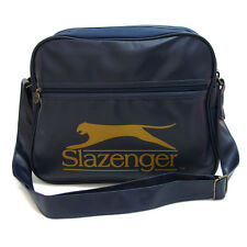 Slazenger Messenger Shoulder School Flight Bag  SLAZC7050a navy