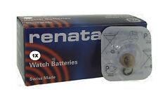 Renata 392 Ossido Di Argento Orologio Batteria SOSTITUISCE SR41W